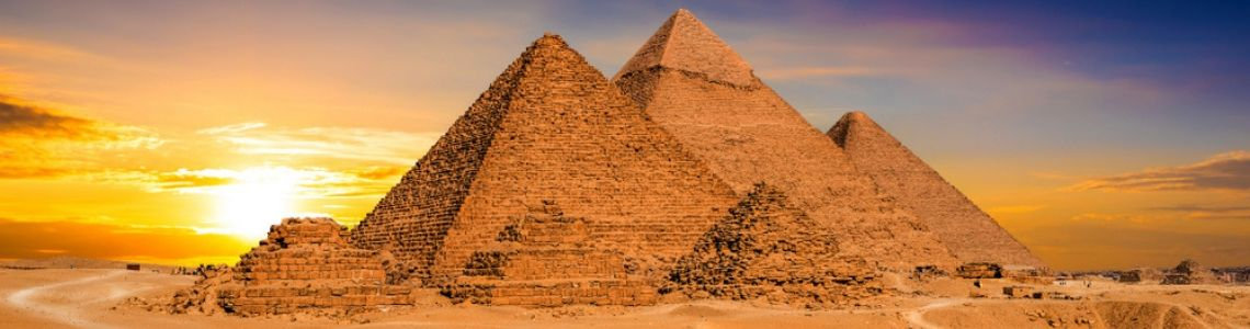 Explore the Egyptian Mysteries